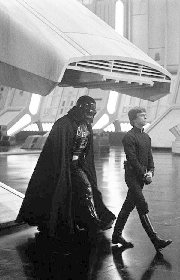 Переходи на темную сторону Дарт вейдер, Люк скайуокер, Темная сторона, Star wars