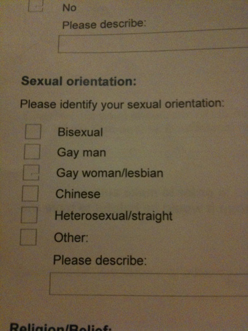 Узнать тест секс ориентацию