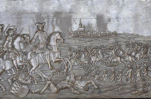 Баталия при Фридрихштадте Русские победы, история, длиннопост