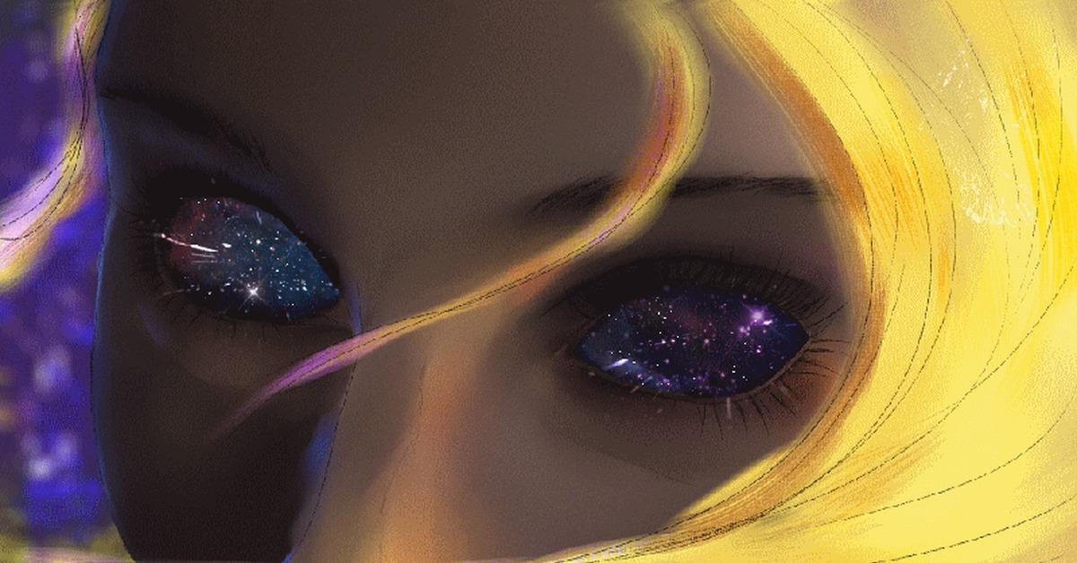Глаза гифы