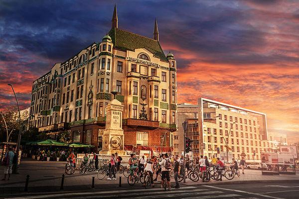 Белград - столица неземной красоты Длиннопост, Сербия, Белград, Европа, Красота