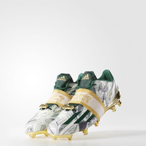 Снуп Дог сделал «денежные» бутсы для adidas Футбол, Snoop dogg, Бутсы, Доллар, Adidas, США, Американский футбол