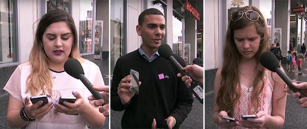 Телеведущий выдал iPhone 5s за новый iPhone SE и выслушал восторг прохожих IPhone 5, Iphone se, Apple, Реакция, Джимми Киммел