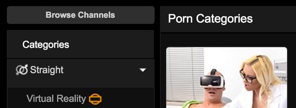 PornHub добавил категорию виртуальной реальности Виртуальная реальность, Шлем виртуальной реальности, Pornhub