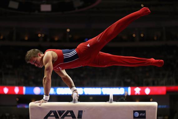 Именные элементы в спортивной гимнастике. Гимнастика, Спорт, Упражнения, Девушки, Мужчины, Видео, Длиннопост