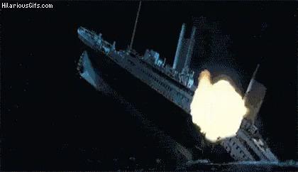 Если бы Титаник снял Майкл Бей