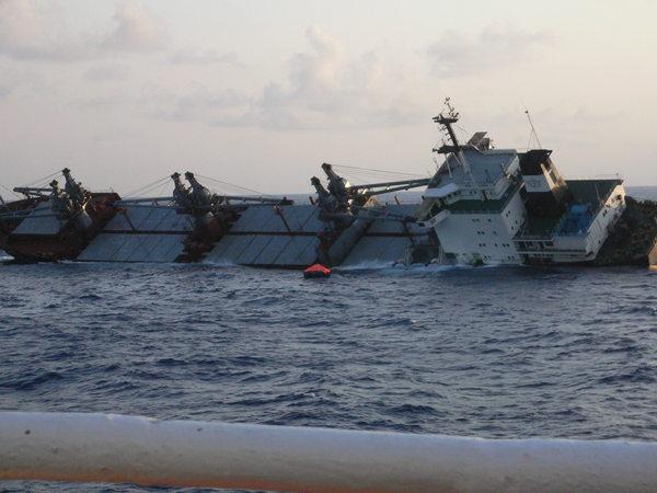 HUI LONG (не приличное название парохода) Спасение, Индийский океан, Длиннопост