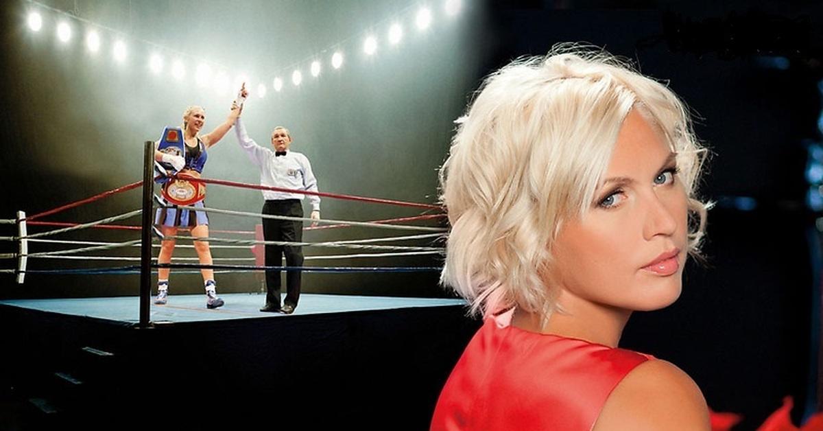 Наталья рагозина бокс фото