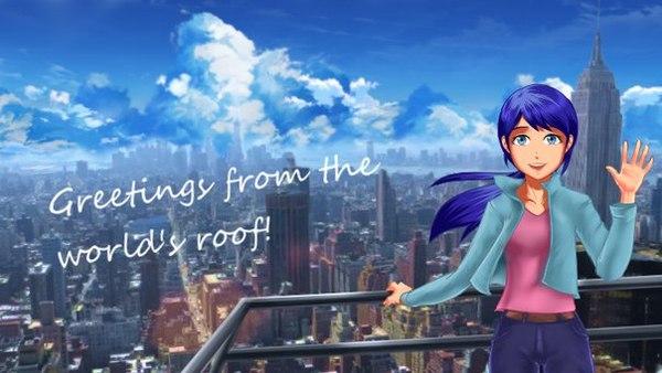 Привет с крыши мира:)