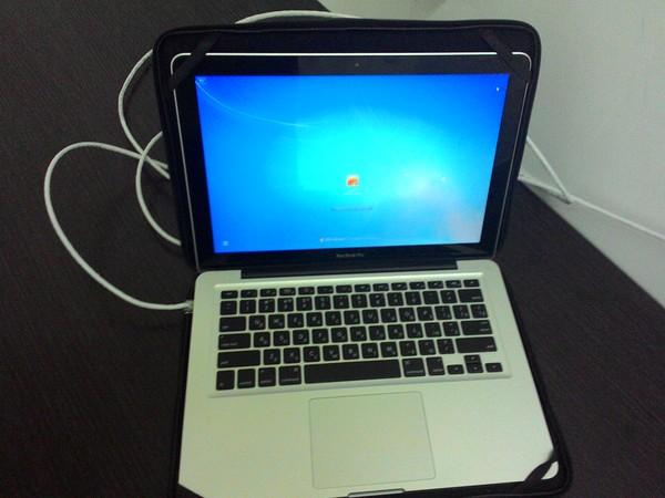 """Главное что все """"Про"""" Mac PRO, Windows 7, Пользователи"""