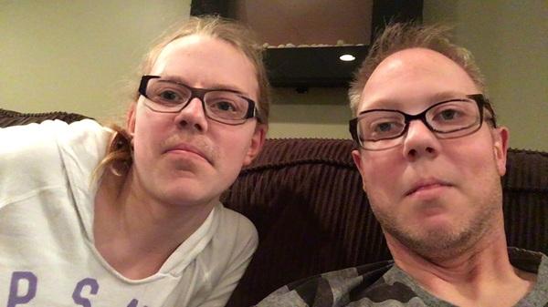"""""""Люди говорят, что мы с моей 11-летней дочкой похожи..."""" Не мое, Reddit, Face swap, Замена лиц, Сходство, Украл"""