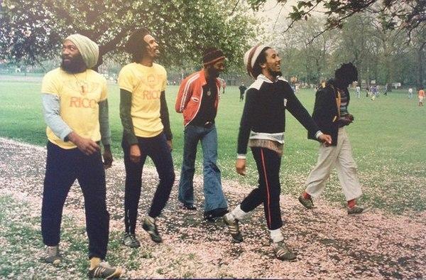 Bob & The Wailers