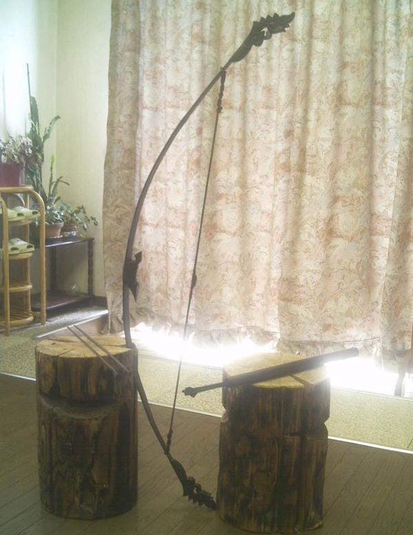 Тайский традиционный лук. Длинный-длинный пост. Изготовление лука, Лук, Стрелы, Длиннопост