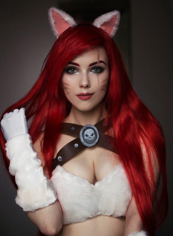 Kitty Cat Katarina