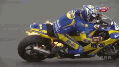Призрачный гонщик... Motorsport, Мотоциклист, Огонь, Гифка, Картинки, Видео, Wd-40