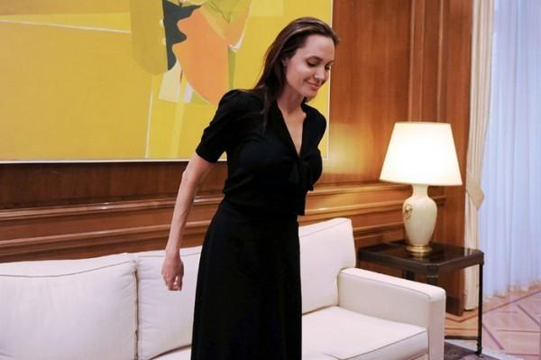 Диета Анджелины Джоли для похудения, как похудела Джоли