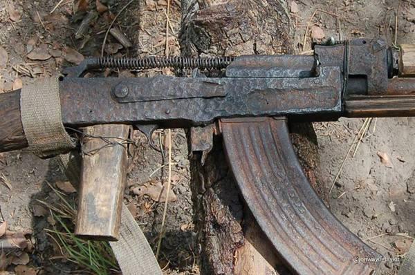 Калаш вечен! Оружие, Русское оружие, Африка