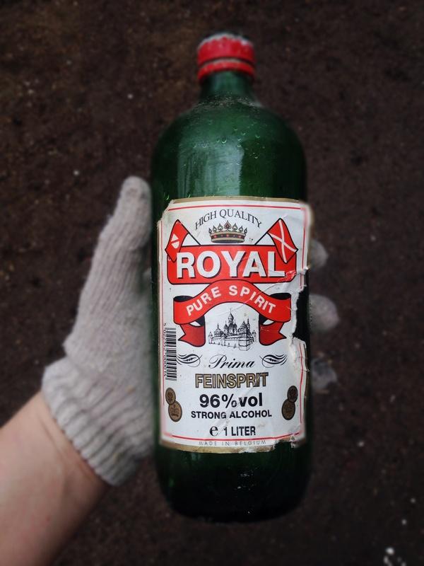 У магазинах на окупованій території Донецької області почали продавати етиловий питний спирт - Цензор.НЕТ 3307