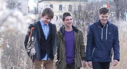 Новгородские школьники спасли двух провалившихся под лёд мужчин Великий Новгород, Спасение, Школьники, Гимназия