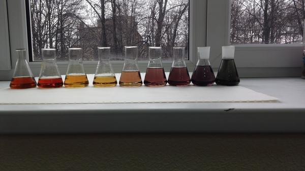 В нефти не только чёрный цвет Нефть, Цвет, Нефтепродукты, Дизельное топливо