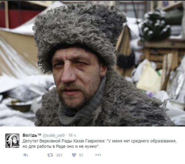 Украинцы....