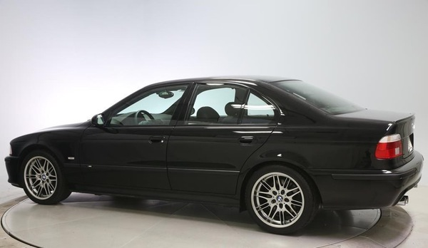 Капсула времени: BMW M5 E39 2003-го года с пробегом 309 миль капсула времени, bmw, авто, drive2, Интересное, длиннопост