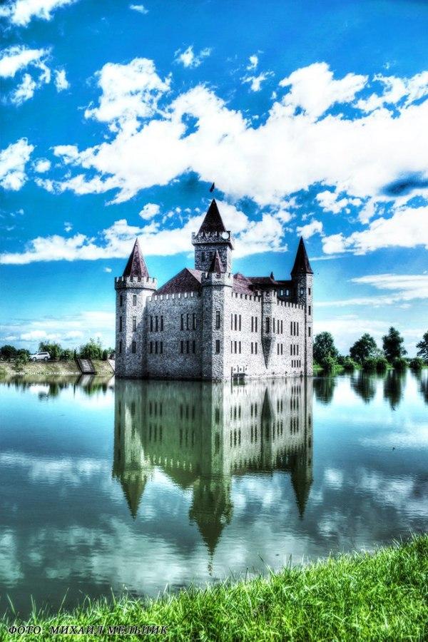 Замок в нальчике