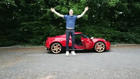 Будние дни владельцев спорткаров