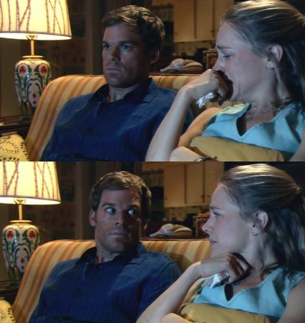 """Когда смотришь """"Титаник"""" с девушкой"""