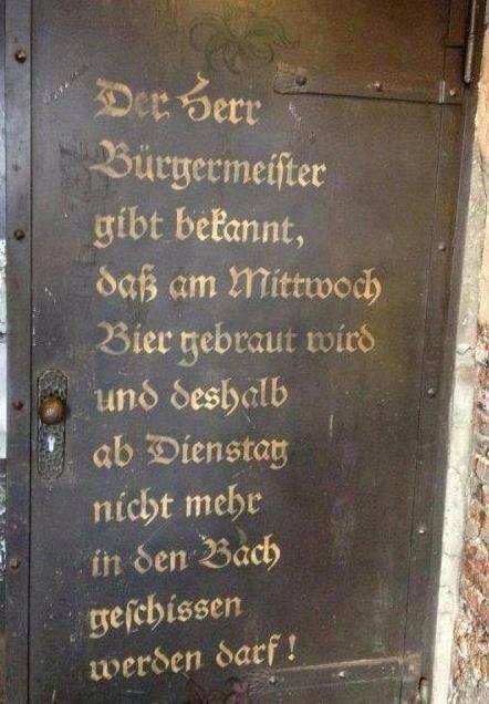 Германия, которую мы потеряли Германия, пиво, история