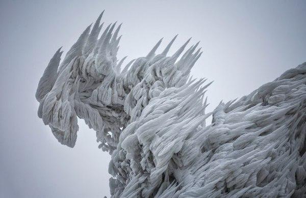 Когда природа — скульптор