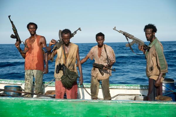 Пираты Западной Африки. пираты, африка, пьянка, судно, траулер, длиннопост