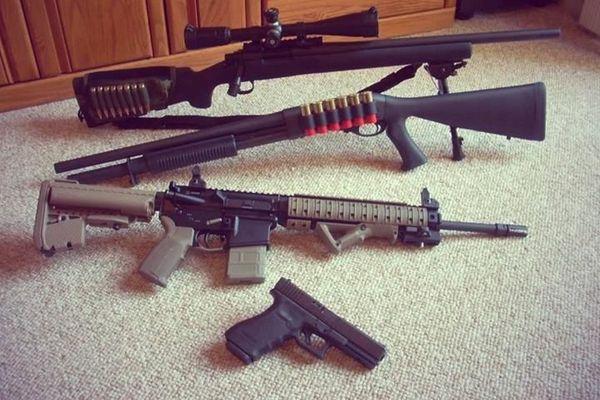 Учимся писать антиоружейные статьи. Оружие, СМИ, Антиоружейные законы, Гражданское оружие, Право на оружие, Длиннопост