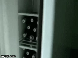 Когда холодильник перепутали с морозилкой... Грусть, печаль