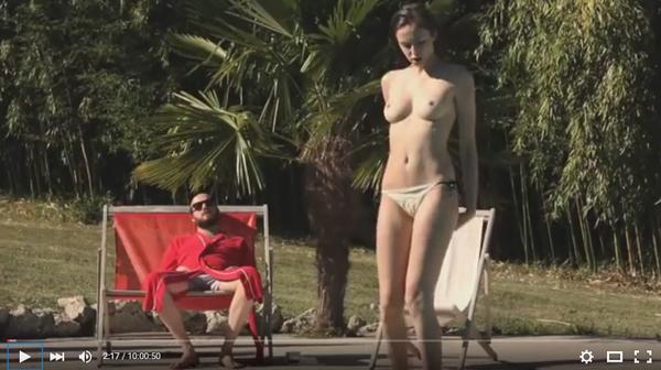 Marie Madeleine - Swimming Pool (Ремикс, что ли) Музыка, Marie Madeleine, Видео, Длиннопост