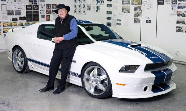 История автомобильного идола — Кэрролла Шелби История, Человек, Форд, Shelby, Память, США, Авто, Машина, Видео, Длиннопост