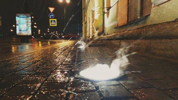 Немного дождливого Санкт-Петербурга в ленту. Санкт-Петербург, Фото