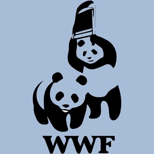 А я вот не знал... не мое, WWF, панда, рестлинг