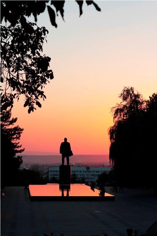 Этому городу нужен новый герой! Герои, Памятник ленину, Фото, Пятигорск, Красота
