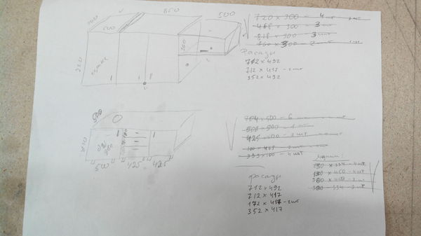 Как делается кухня Кухня, Мебель, Изготовление, Мебельный цех, Длиннопост