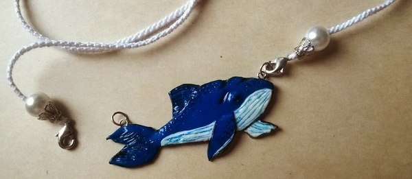 Счастливый кит полимерная глина, подарок, ПРЯМЫЕ РУКИ, кит, руки не из жопы, не продаю, просто хвастаюсь
