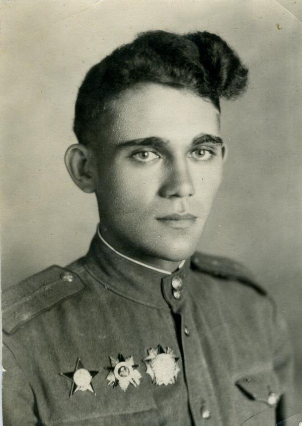 Мой дедушка дошедший до Берлина. 9 мая, Вторая мировая война, Фронтовик, Длиннопост