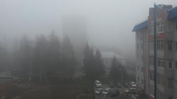 Утро в Казани