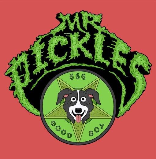 Mr.Pickles 2 сезон! mrpickles, Goog boy