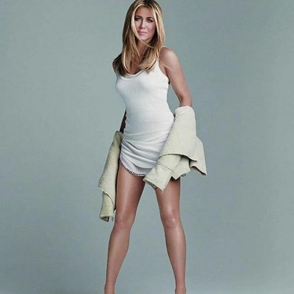 Журнал People назвал самую красивую женщину 2016 года Дженифер Энистон, Красавица, Спортсменкa, Комсомолка, Подарите мне её кто-нибудь