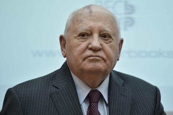 Михаил Горбачёв госпитализирован в Москве Горбачев, Политика