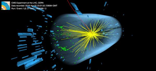 ЦЕРН раскрыл 300 терабайт данных БАК наука, ЦЕРН, Данные, коллайдер