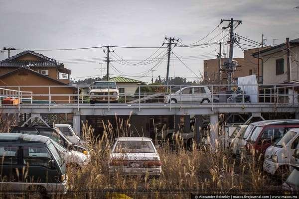 Фукусима. Зона отчуждния Фукусима, Туризм, Экстрим, Радиация, Длиннопост