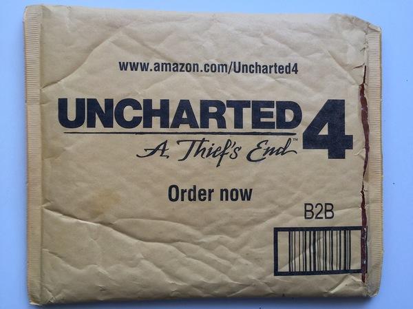 Троллинг от амазон Игры, Консоли, XBOX ONE, Uncharted 4, Mortal Kombat x