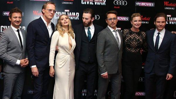 Капитан Америка насслаждается потенциалом своей команды